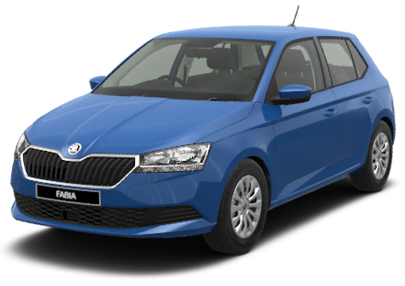 new Fabia Hatchback