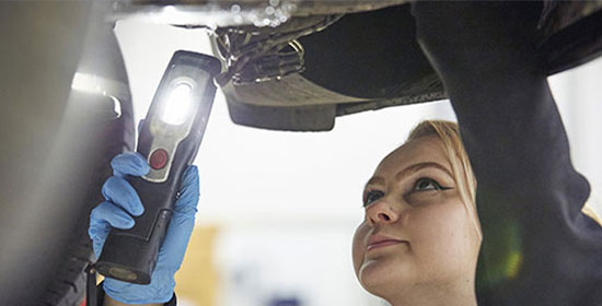 Repair Inspection