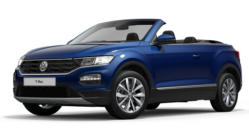 T-Roc Cabriolet Design 1.0 TSI 115PS manual
