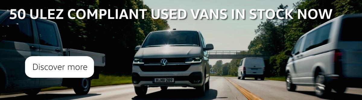 ULEZ Compliant Vans