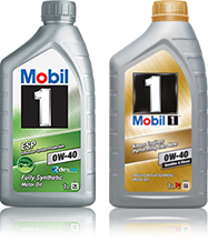 Save Fuel with Mobil 1™