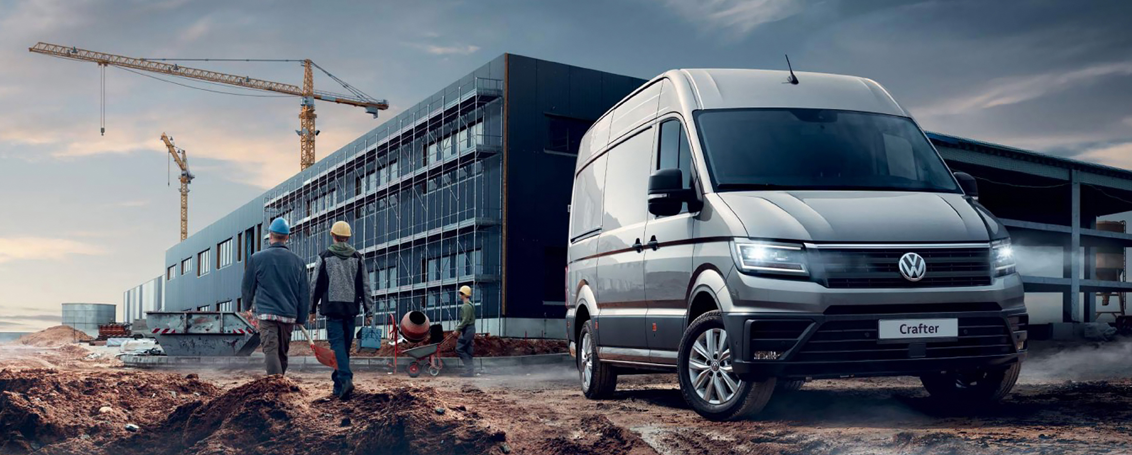 Volkswagen Crafter CR30