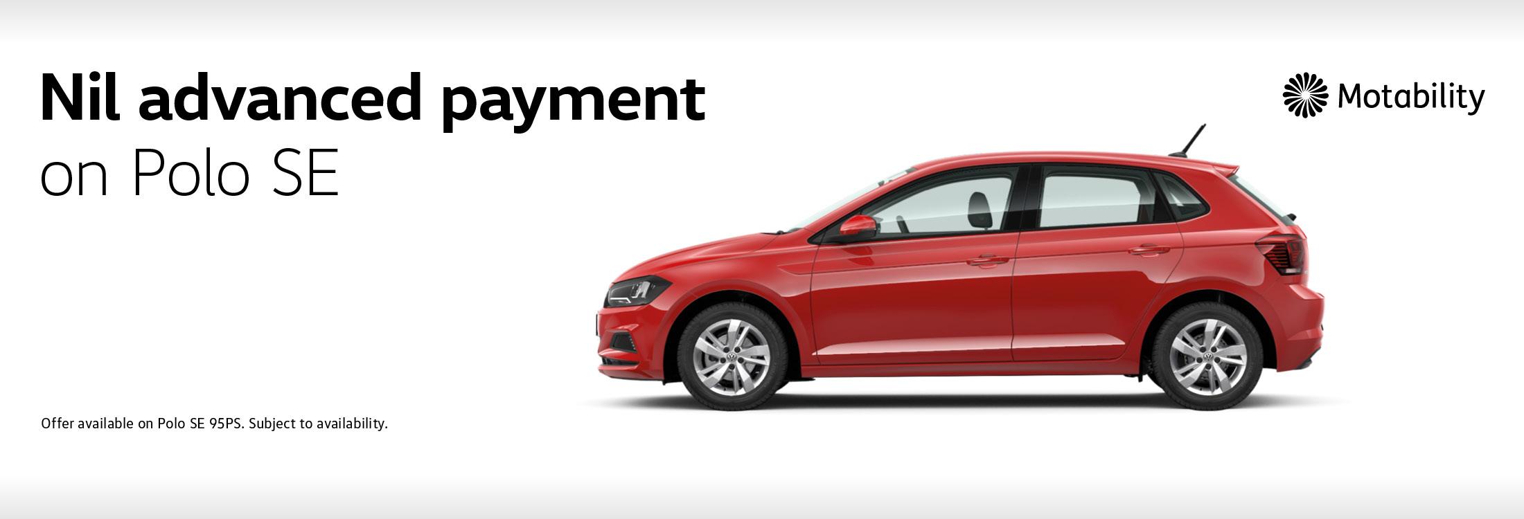 polo se nil advance payment