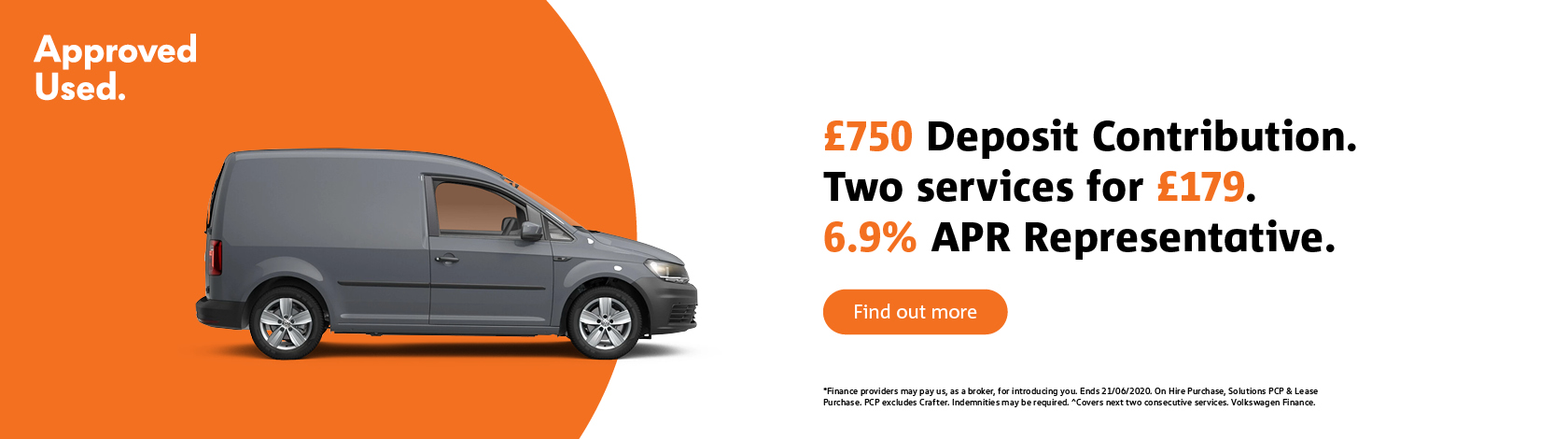 Approved Used Caddy Offer