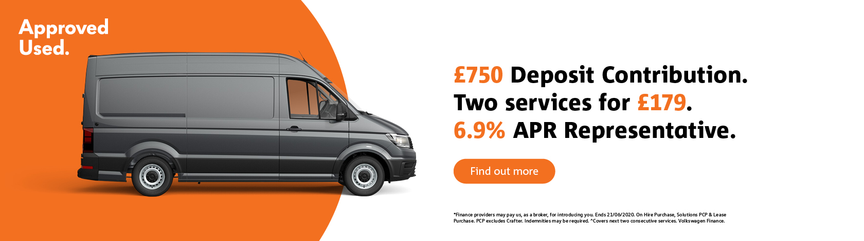 Approved Used Crafter Offerv