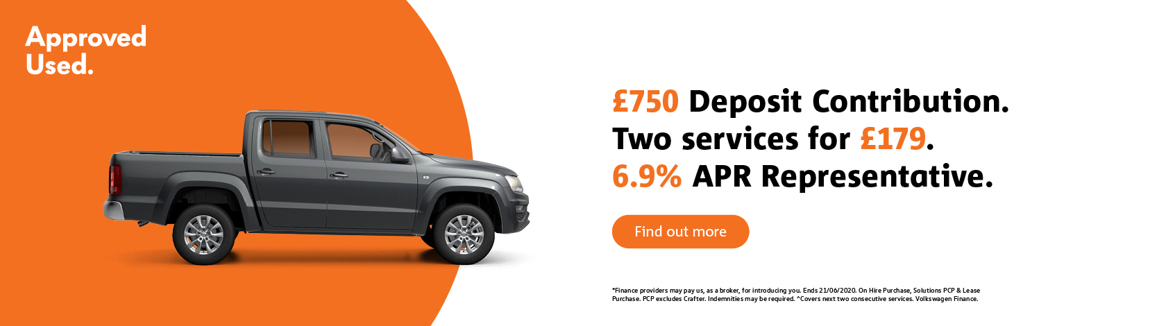 Approved Used Amarok Offer