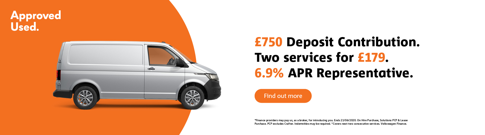 Approved Used Transporter Offer