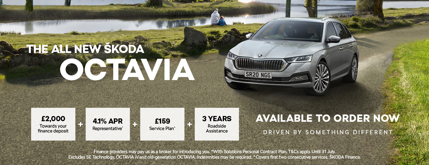All New Skoda Octavia