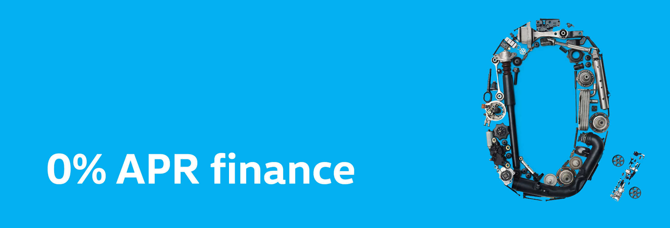 0% APR finance on service maintenance and repairs