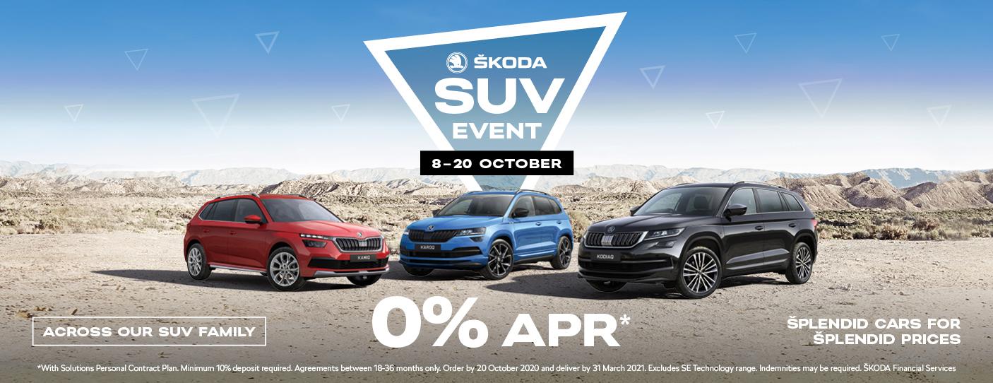 SUV Event Oct 2020