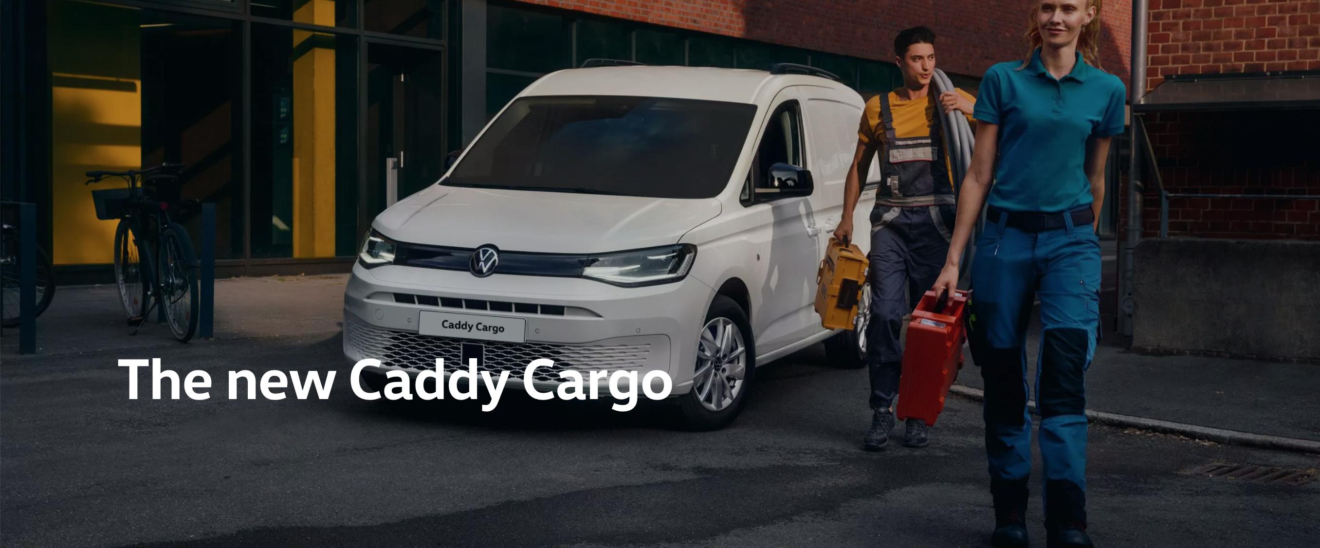 New Caddy Cargo