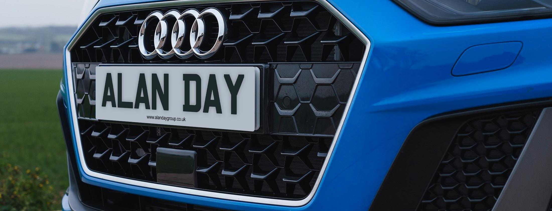Alan Day Audi
