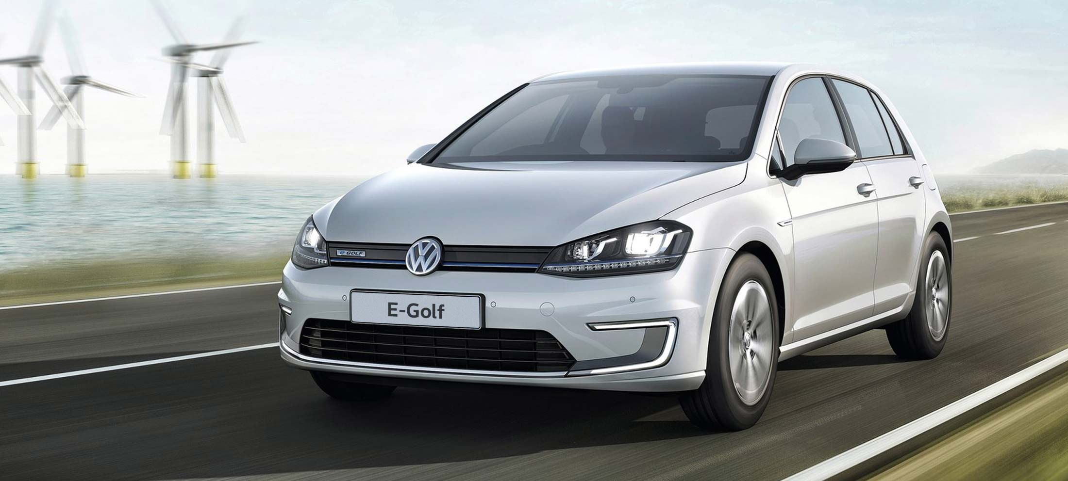 E-Golf Offer Slider 1