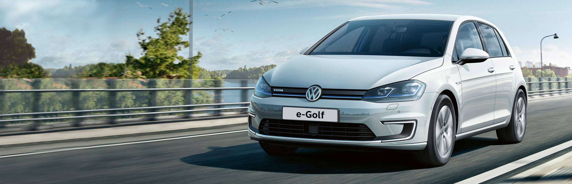 E-Golf Offer Slider 1